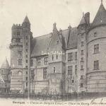 18-Bourges - Palais de Jacques Coeur (Laussedat imp.)