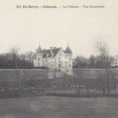 18-Charost - 888 En Berry Auxenfans - Le Château