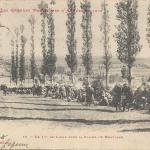 18 - Le 11° de ligne dans la plaine de Montlaur