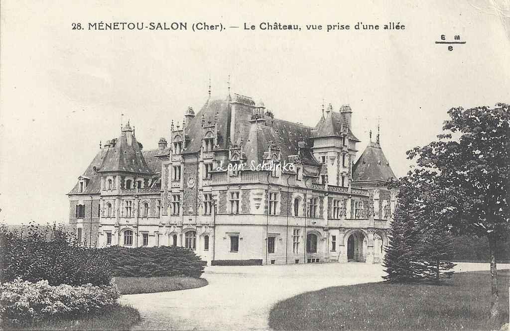 Centre - Menetou salon chateau ...