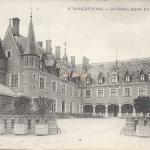 18-Nançay - 8 - Le Château (E.M.)