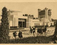 18 - Pavillon de l'Est (P. Le Bourgeois, Arch.)