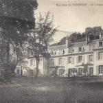 18-Thauvenay - Le Château (edit. à Sancerre, illisible)