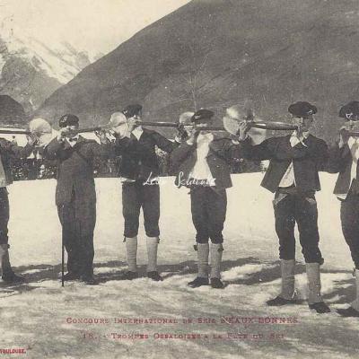 18 - Trompes Ossaloises à la Fête du Ski