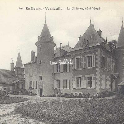 18-Verneuil - 2594 En Berry Auxenfans - Le Château