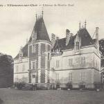 18-Villeneuve-sur-Cher - 575  Auxenfans - Château de Moulin Neuf