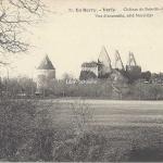 18-Vorly - Château de Bois-Sir-Amé ( A.Auxenfans, Bourges)