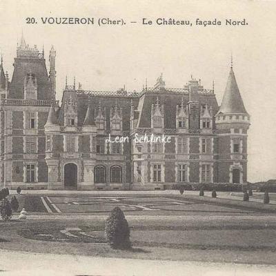 18-Vouzeron - Le Château (EMB 20)