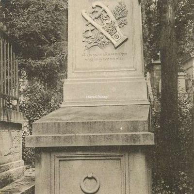 187 - Hérold (Louis) célèbre compositeur de Musique (1791-1833)