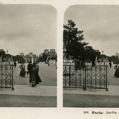 188 - Paris - Jardin des Tuileries