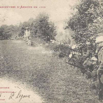19 - le 83° d'infanterie à Aygrefeuille