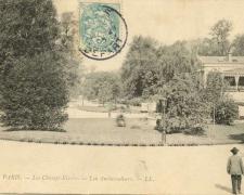 19 - PARIS - Les Champs-Elysées - Les Ambassadeurs