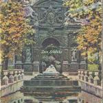 19 (S1) - Fontaine Médicis (Jardin du Luxembourg)