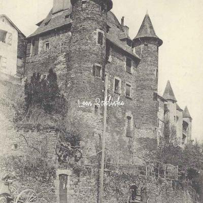 19-Uzerche - Château Pontier (Bessot & Guionie 6)