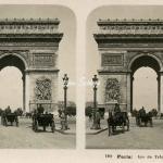 192 - Paris - Arc de Triomphe de l'Etoile