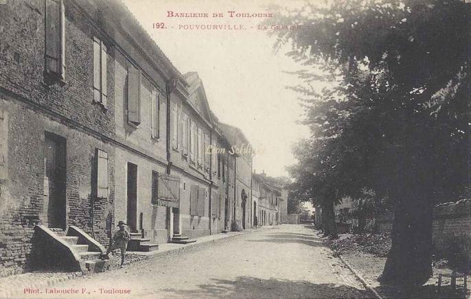192 - Pouvourville - La Grand'Rue