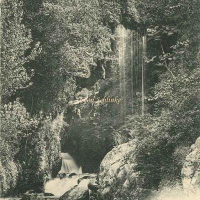 199 - Cascade de Verdun près les Cabannes