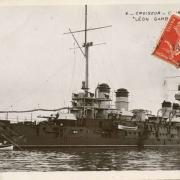 2 - Croiseur - Cuirassé Léon GAMBETTA