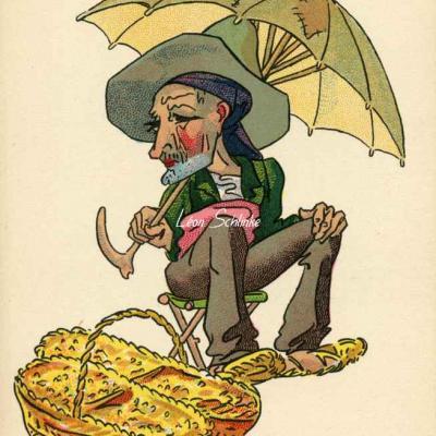 2 - Espagnol, marchand de cacahuètes