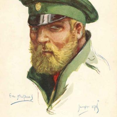 2 - Infanterie Russe
