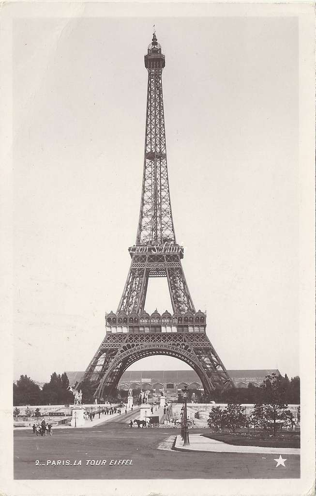 2 - La Tour Eiffel