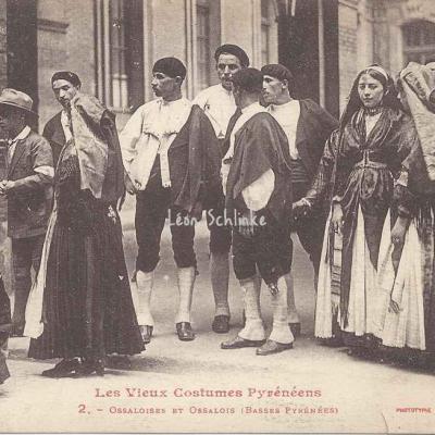 2 - Ossaloises et Ossalois (Basses-Pyrénées)