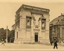 2 - Pavillon National Italien (A. Brasini-Roux, Arch.)