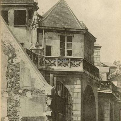 2 - Rue de l'Arbre-Sec, 11