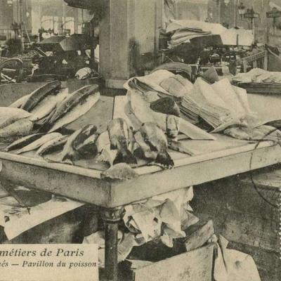 20 - Les grands marchés - Pavillon du poisson