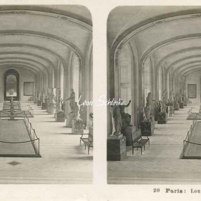 20 - Paris - Louvre - Galerie Mollien