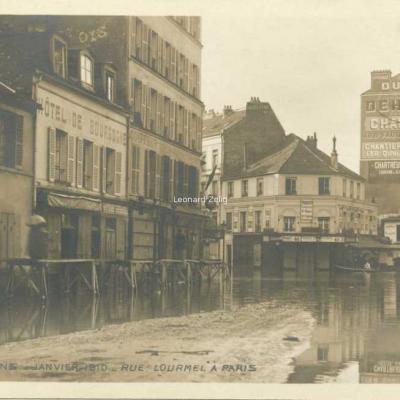 20 - Rue Lourmel à Paris