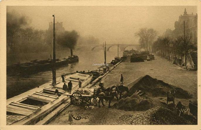 200 - La Seine au Quai d'Orsay