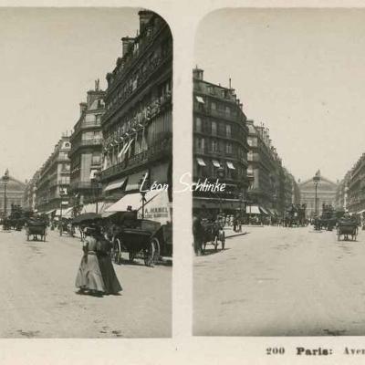200 - Paris - Avenue de l'Opéra