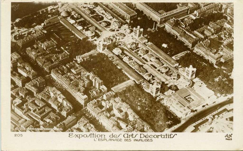 205 - L'esplanade des Invalides