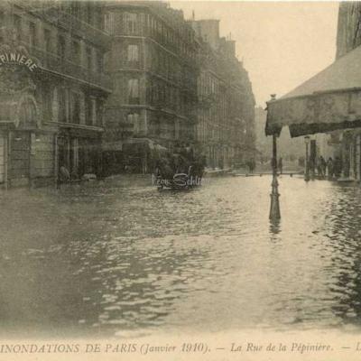 207 - La Rue de la Pépinière