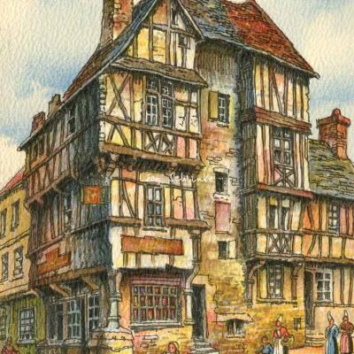 Barday 10x15 - 2080 - Bayeux