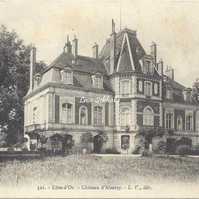21-Aiserey - 321 - Le Château (L.V. édit)