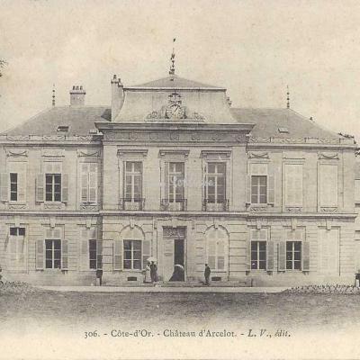 21-Arceau - 306 - Château d'Arcelot (L.V. edit)