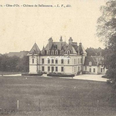 21-Belleneuve - 272 - Le Château (L.V. édit)
