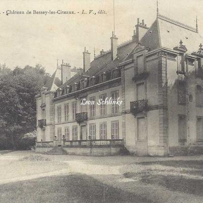 21-Bessey-les-Citeaux - 323 - Le Château (L.V. édit)