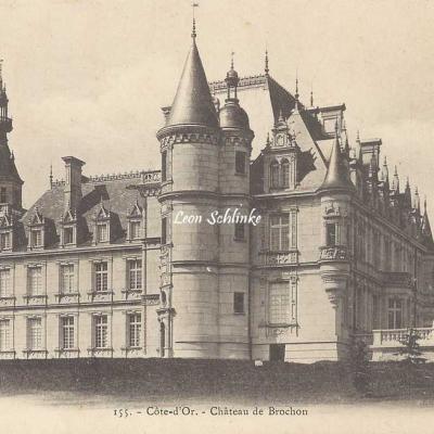21-Brochon - 155 - Le Château (L.V. édit)