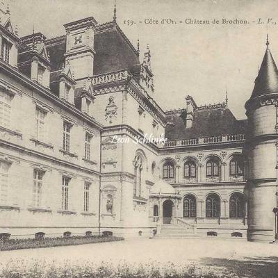 21-Brochon - 159 - Le Château (L.V. édit)