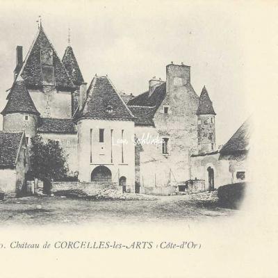 21-Corcelles-les-Arts - 20 - Le Château (Bourgeois)