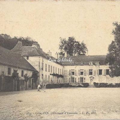 21-Essarois - 284 - Le Château (L.V. édit)