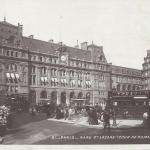 21 - Gare St-Lazare (Cour de Rome)