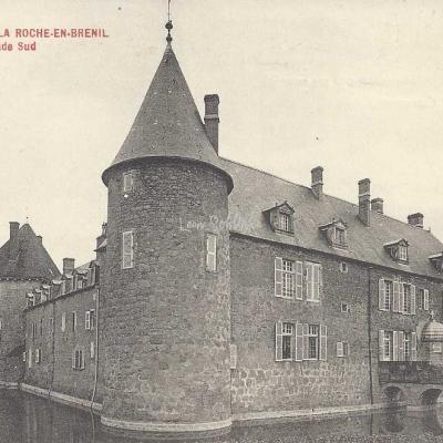 21-La Roche-en-Brénil - VII - Le Château (Ss edit)