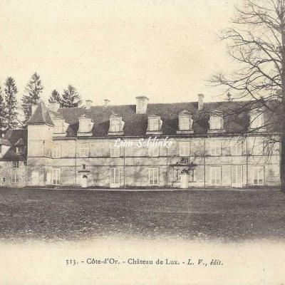 21-Lux - 313 - Le Château (L.V. édit)