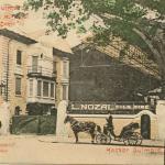 21 - Style Guimard - Magasins de M. Nozal à Saint-Denis