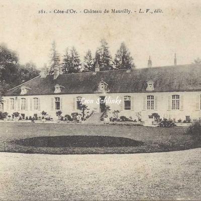 21-Mauvilly - 281 - Le Château (L.V. édit)