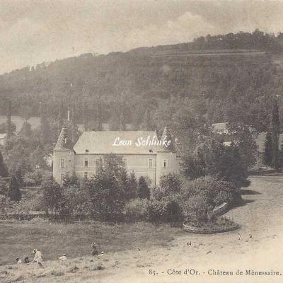 21-Ménessaire - 85 - Le Château (L.V. édit)